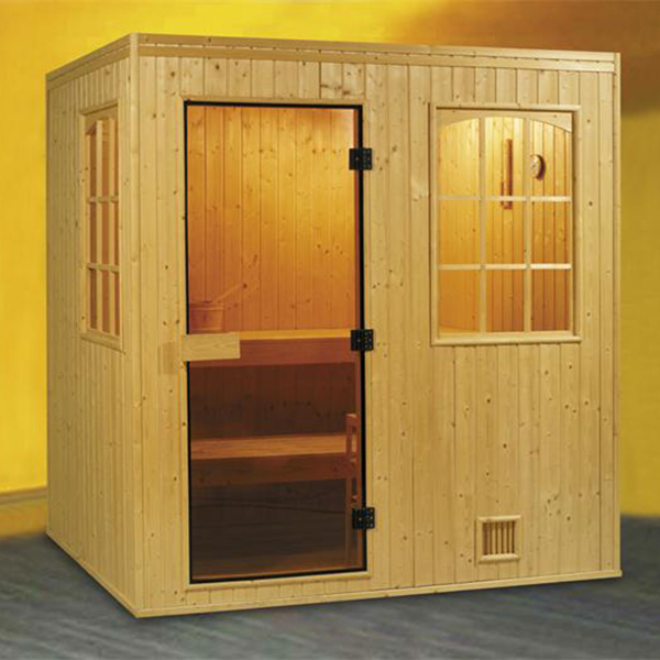 High quality hot selling fashion dry sauna room