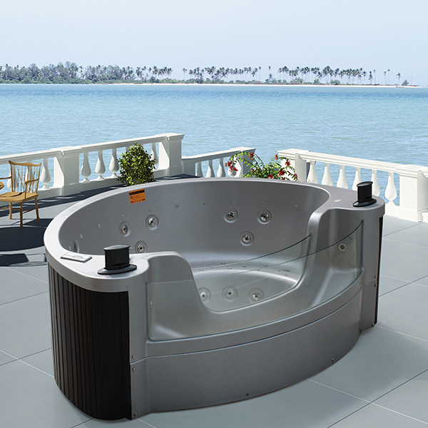 Modern new design hot selling acrylic whirlpool