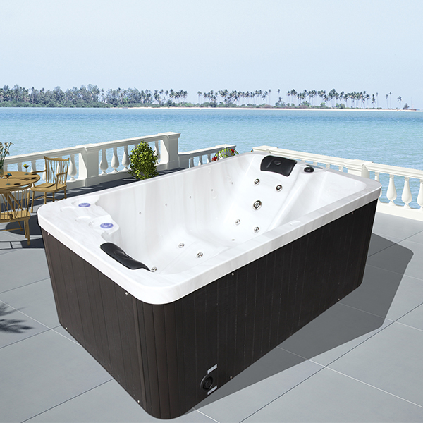 Stainless steel massage jets new design hot tub