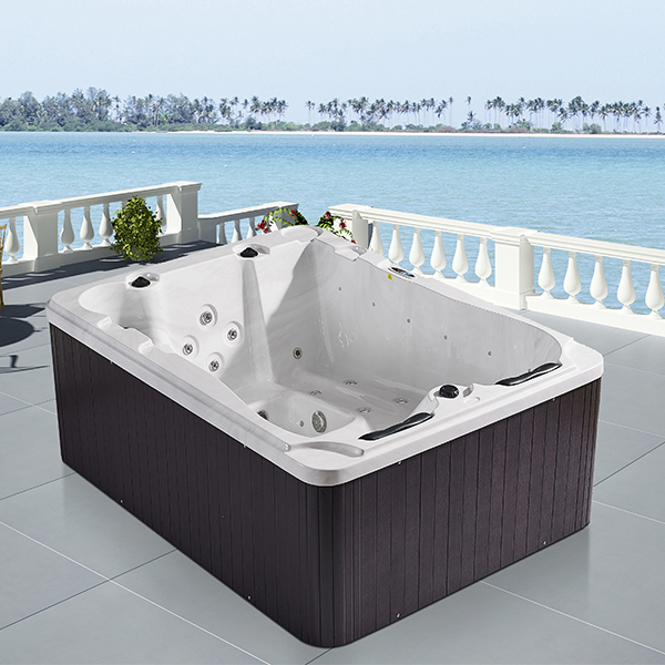 Commerical high quality USA Balboa system outdoor hot tub
