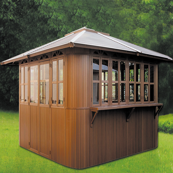 Outdoor good quality gazebo