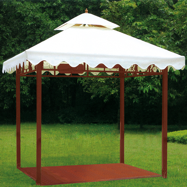 Luxury outdoor easy installation gaebo