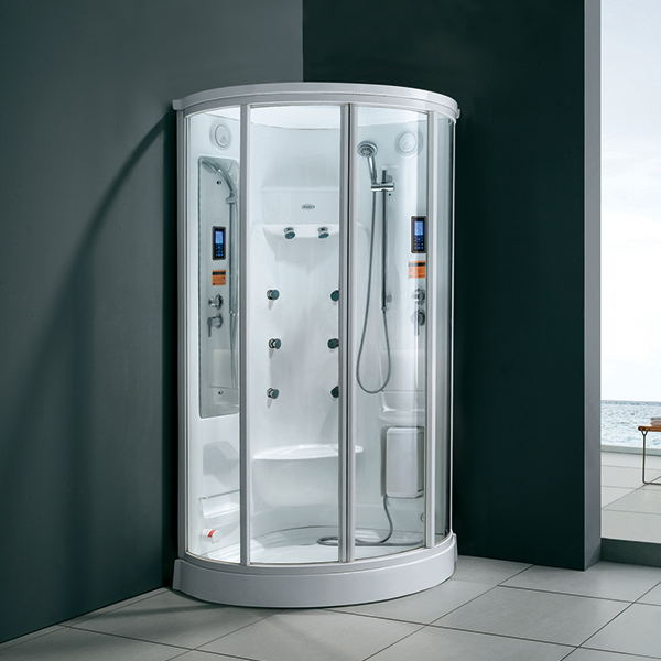 Steam Shower Room With Foot Massage For High Quality